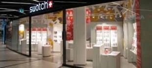 Nowy salon Swatch w Krakowie