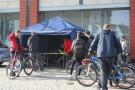 Pasaż Grunwaldzki: startuje z akcją znakowania rowerów