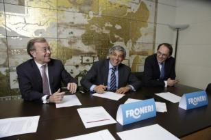 Nestlé podpisało umowę z R&R na utworzenie spółki Froneri