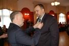 Brązowy Krzyż Zasługi dla członka zarządu Muszkieterów