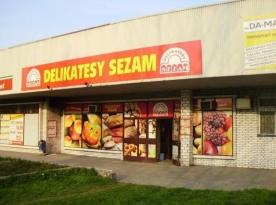 Delikatesy Sezam w Gliwicach