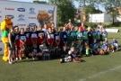 Młode Lwy Gdańsk zwycięzcą Piłkarskiego Pucharu Dzieci Danone