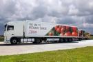 Nowe ciężarówki Tesco już na polskich drogach