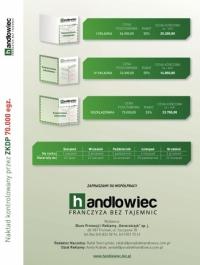 Handlowiec - Oferta 2013